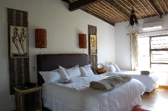 MoAfrika Lodge : View of the room