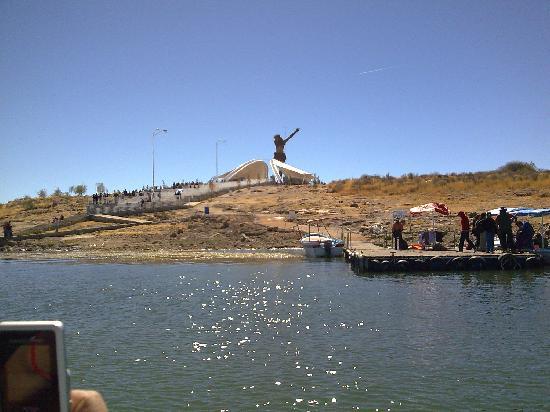 El Cristo Roto. San Jose de Gracia. Aguascalientes