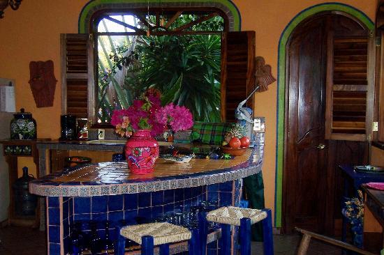 Casa Contenta: Terraza Suite Kitchen
