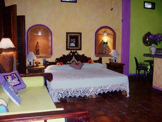 Casa Contenta: Studio Suite Bedroom