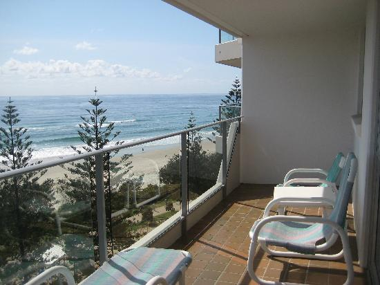 Burleigh Heads, Australia: Fantastic Ocean Views