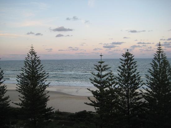 Burleigh Heads, ออสเตรเลีย: Whale Watching