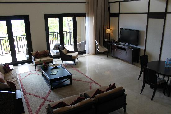 ‪‪InterContinental Mauritius Resort Balaclava Fort‬: Suite Présidentielle‬