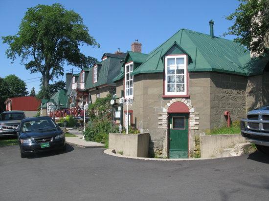 La maison william wakeham for Auberge la maison william wakeham