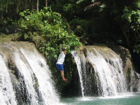 Cambugahay Falls : Cambugahay