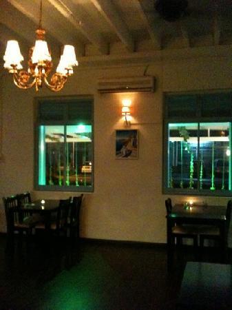 El Casa Restaurant : in the restaurant