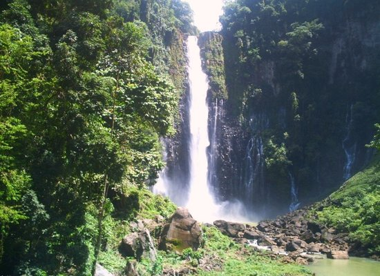 Iligan, ฟิลิปปินส์: Ma. Cristina Falls
