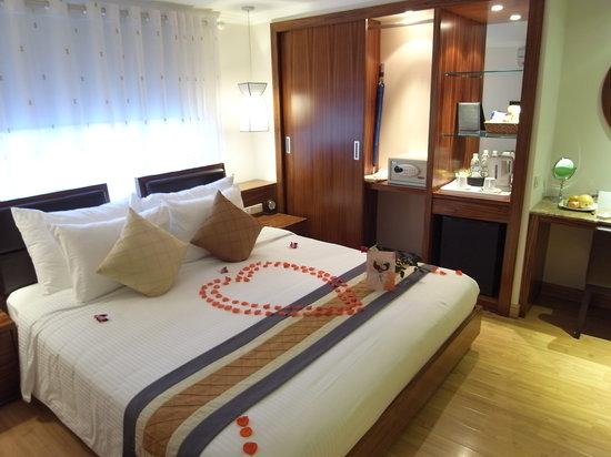 Hanoi Elite Hotel: こんなサプライズもあります