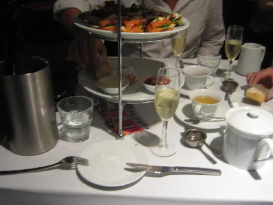 The George: more food