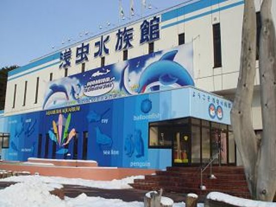 Aomori Asamushi Aquarium: 浅虫水族館