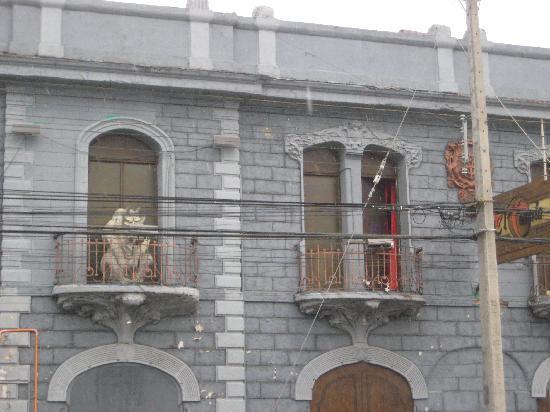 Пуэрто-Монт, Чили: Gruseldisco