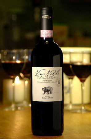 Agriturismo Podere Lamberto: Il nostro Vino Nobile di Montepulciano