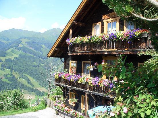 Rauris, Austria: Schrifling -