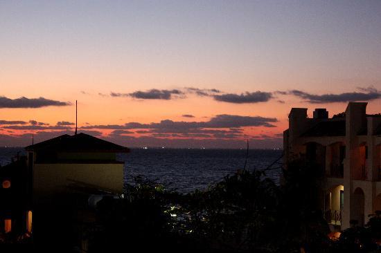 Hotel Labnah: Sunset