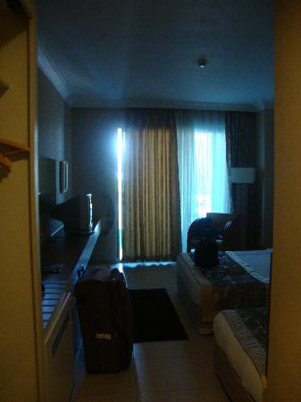 Grand Zaman Garden Hotel: room view