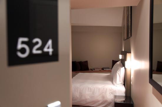 Hotel - Ristorante Mia Zia : chambre