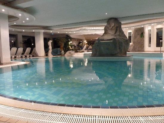 Hotel Dollenberg: inside pool, outside coming soon