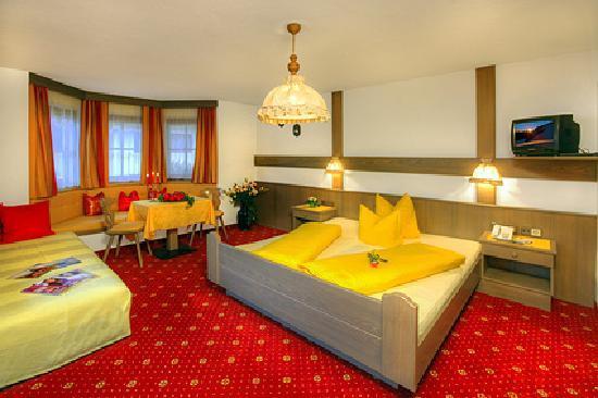 """Pension """"zur alten Muehle"""": Unser Haus verfügt über gemütliche Gästezimmer"""