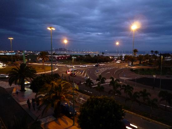 Vecindario, Spanien: Vue du balcon