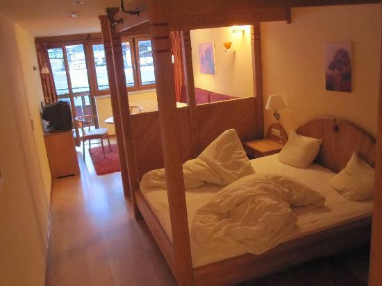 Hotel Sunny: Doppelbett