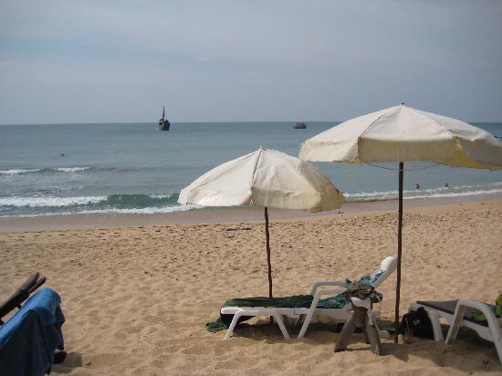 Lanta Palace Resort & Beach Club: tres belle plage