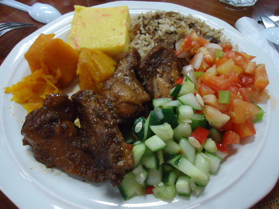 Creole Shack: My lunch