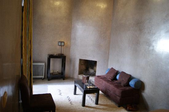 Riad Dar One : The Dune Room