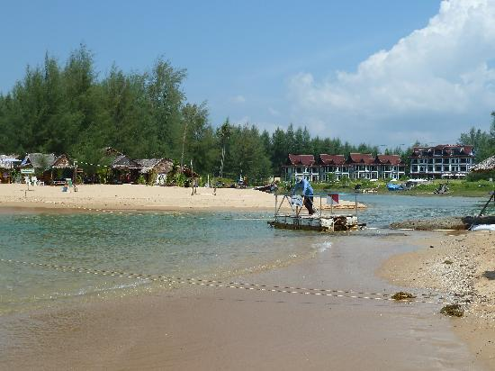 Khao Lak Riverside Resort & Spa: From the Beach