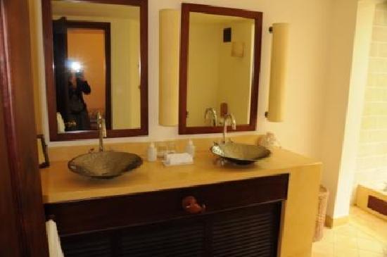 Evason Ana Mandara Nha Trang : Salle de bain