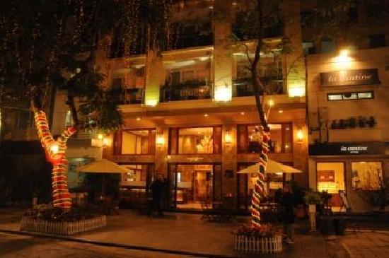 Conifer Boutique Hotel: Extérieur