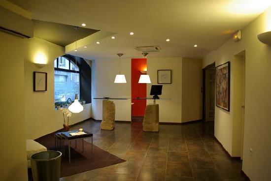 BEST WESTERN Hotel Kregenn - Reception