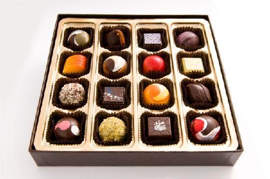 Dallmann Confections: 16pc gift box