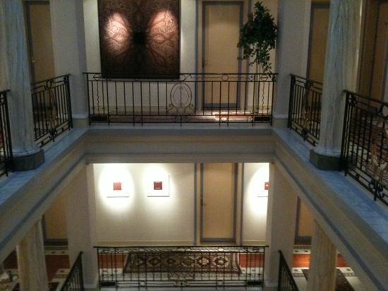Victoria Hotel: hôtel Victoria