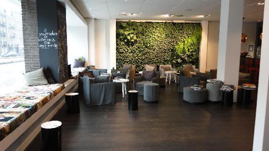 Conscious Hotel Vondelpark: Entrance 1