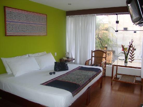 Amazon Apart Hotel: Suite