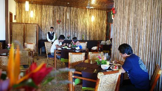 Amazon Apart Hotel: Restaurante