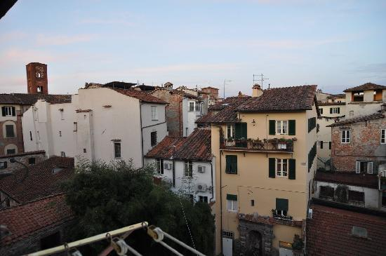 Al Tuscany B&B: panorama dalla stanza