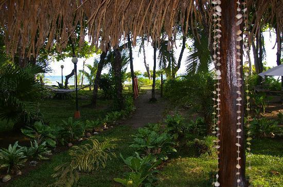 Hotel Rancho Coral : ombre fraiche