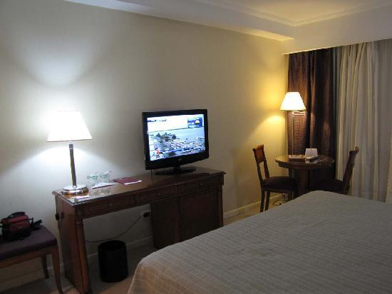 Tucuman Center Hotel: Dormitorio