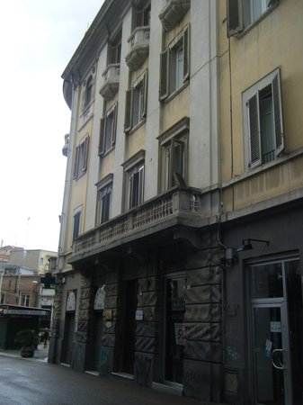 Cagliari Boutique Rooms: FACHADA DEL B&B