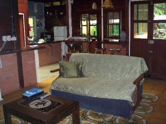 Casas La Selvatica: Comfortable living