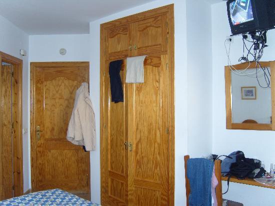 Casa Manuel: bedroom