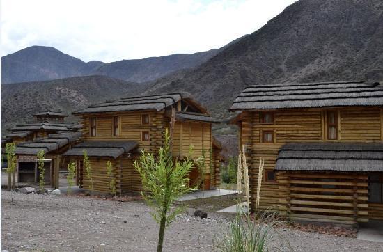 Potrerillos, Argentina: Pueblo del Río - Cabañas