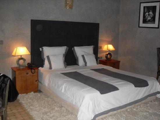 Riad O: La chambre