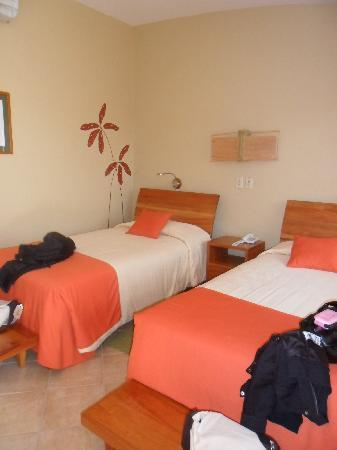 Finch Bay Galapagos Hotel: My room !
