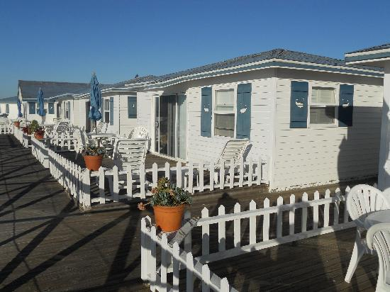 Crystal Pier Hotel & Cottages: Own little paradise