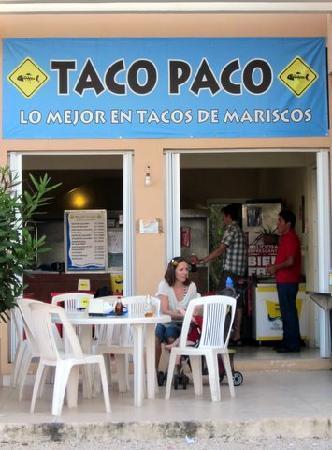 Paco Taco: Taco Paco