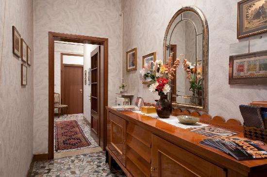 Bed&Breakfast Dai Nonni: the lobby