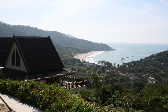 Baan KanTiang See Villa Resort (2 bedroom villas) : View