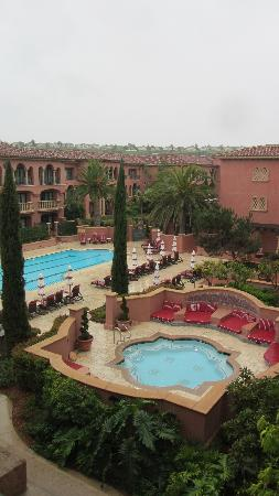 Fairmont Grand Del Mar: One of the spas & family pools